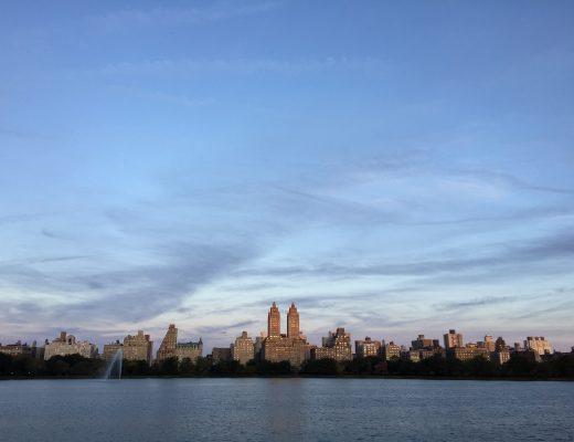Midtown i morgonsolen...